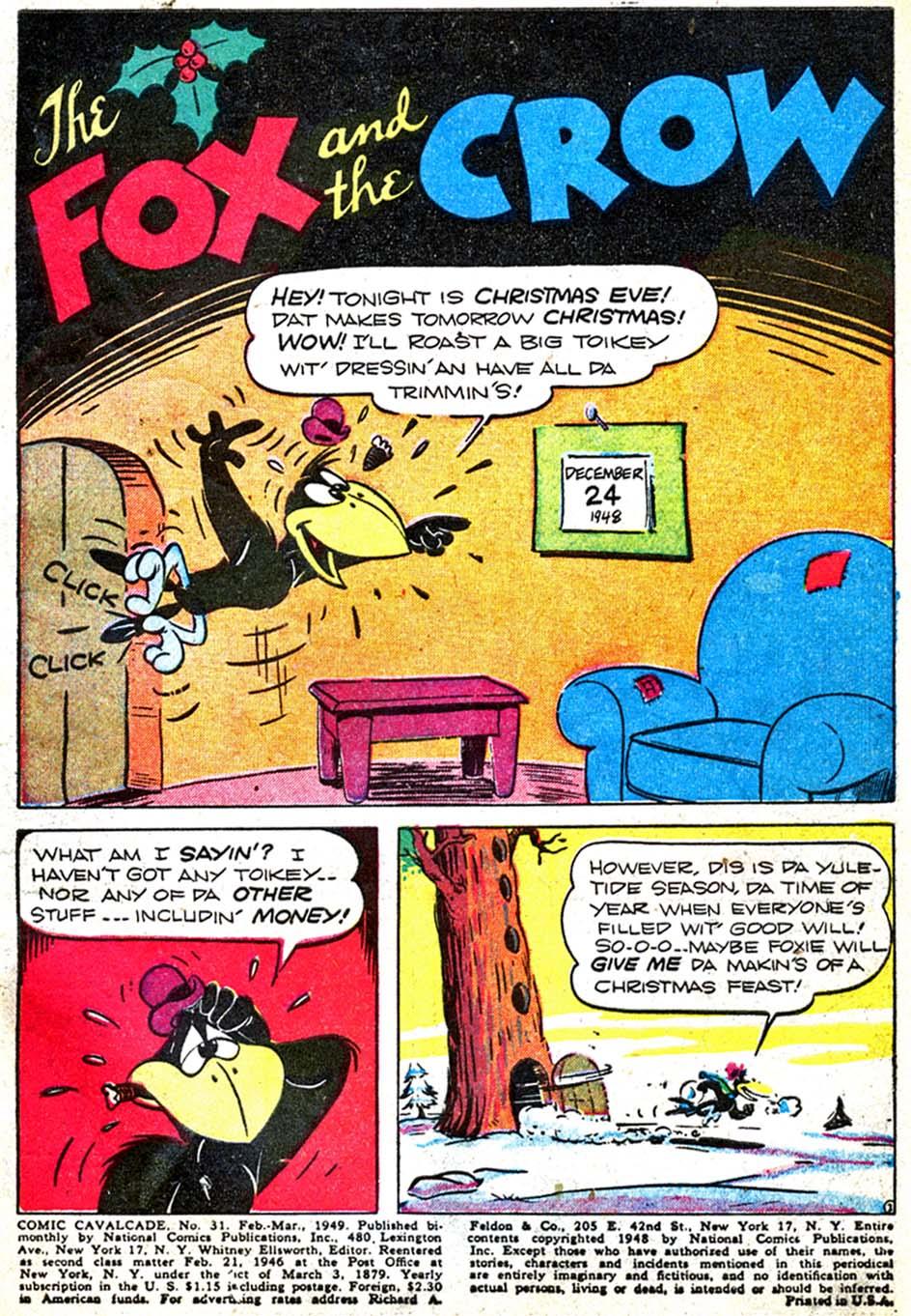 Comic Cavalcade issue 31 - Page 3