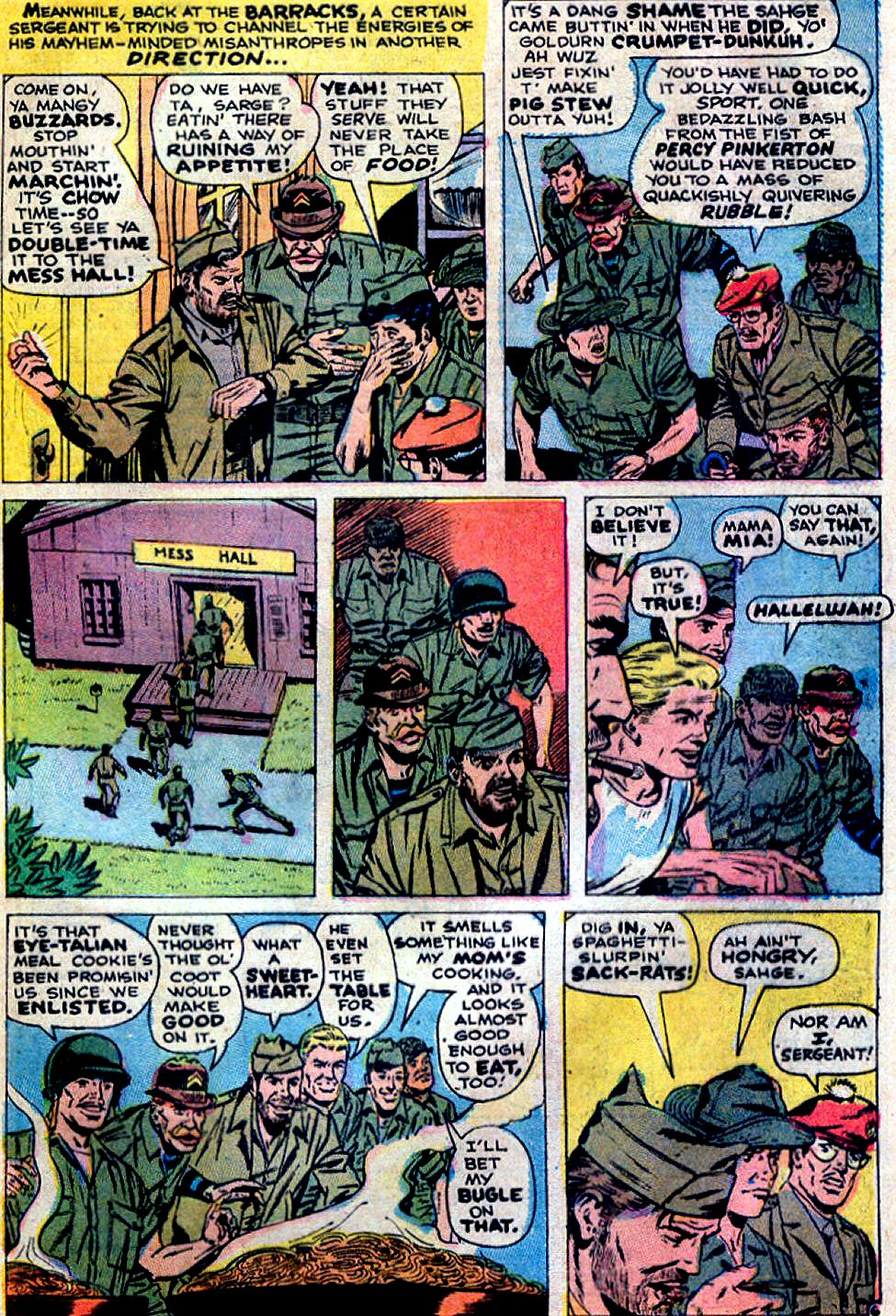 Read online Sgt. Fury comic -  Issue #88 - 9