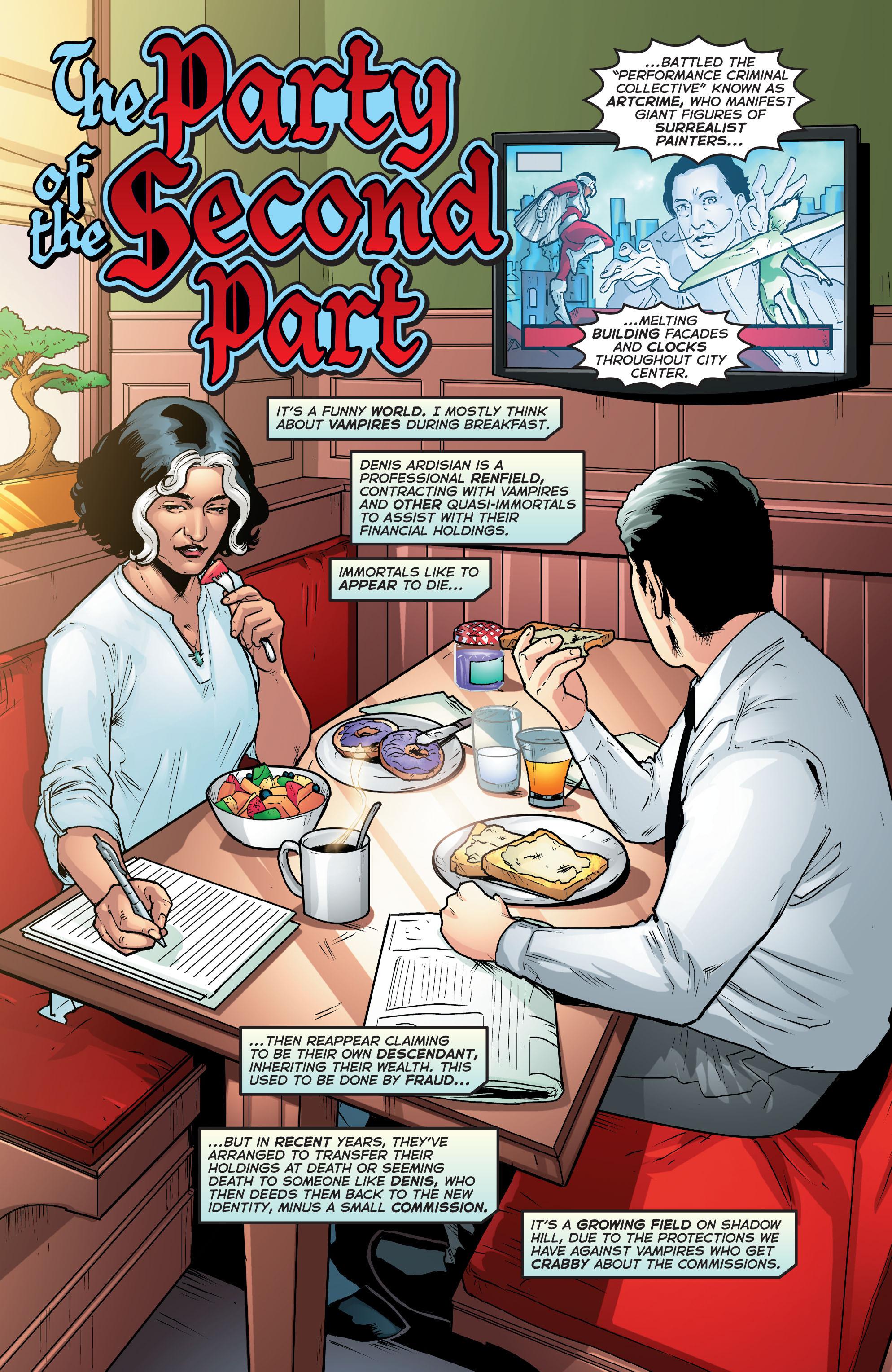 Read online Astro City comic -  Issue #40 - 2