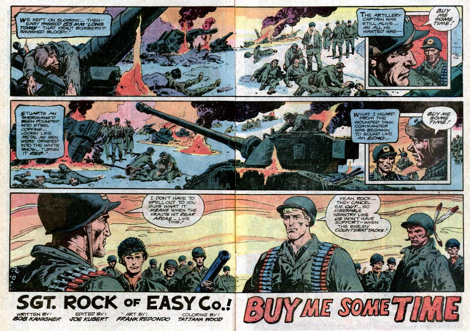 Read online Sgt. Rock comic -  Issue #352 - 5