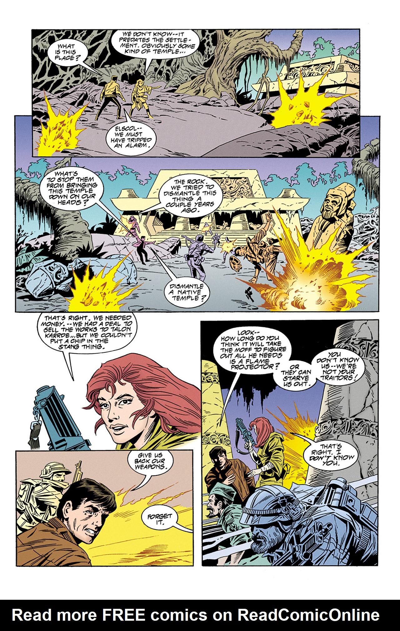 Read online Star Wars Omnibus comic -  Issue # Vol. 1 - 101