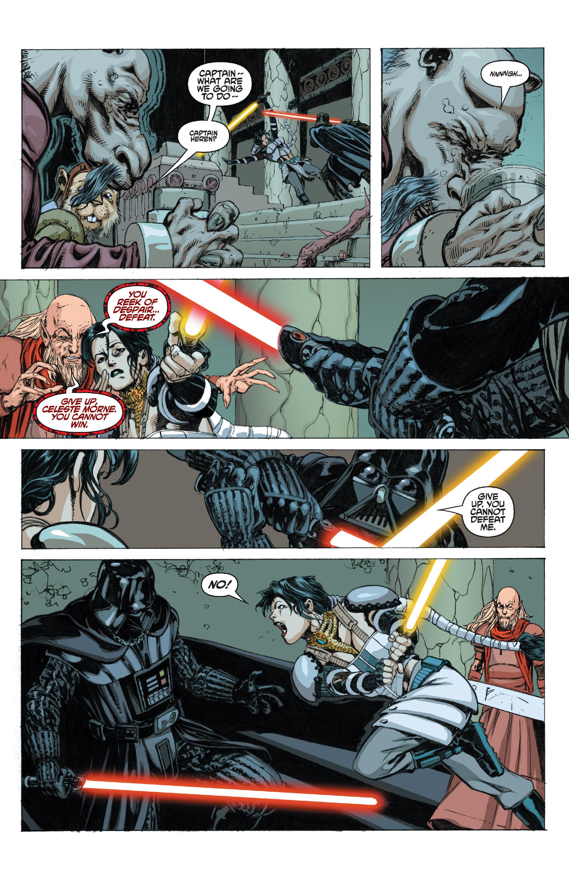 Read online Star Wars Omnibus comic -  Issue # Vol. 31 - 309
