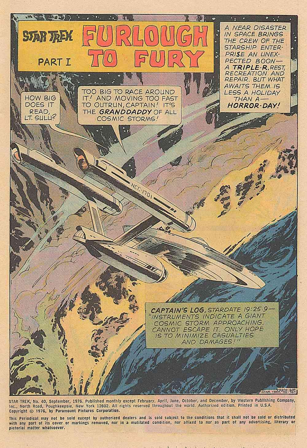 Star Trek (1967) issue 40 - Page 3