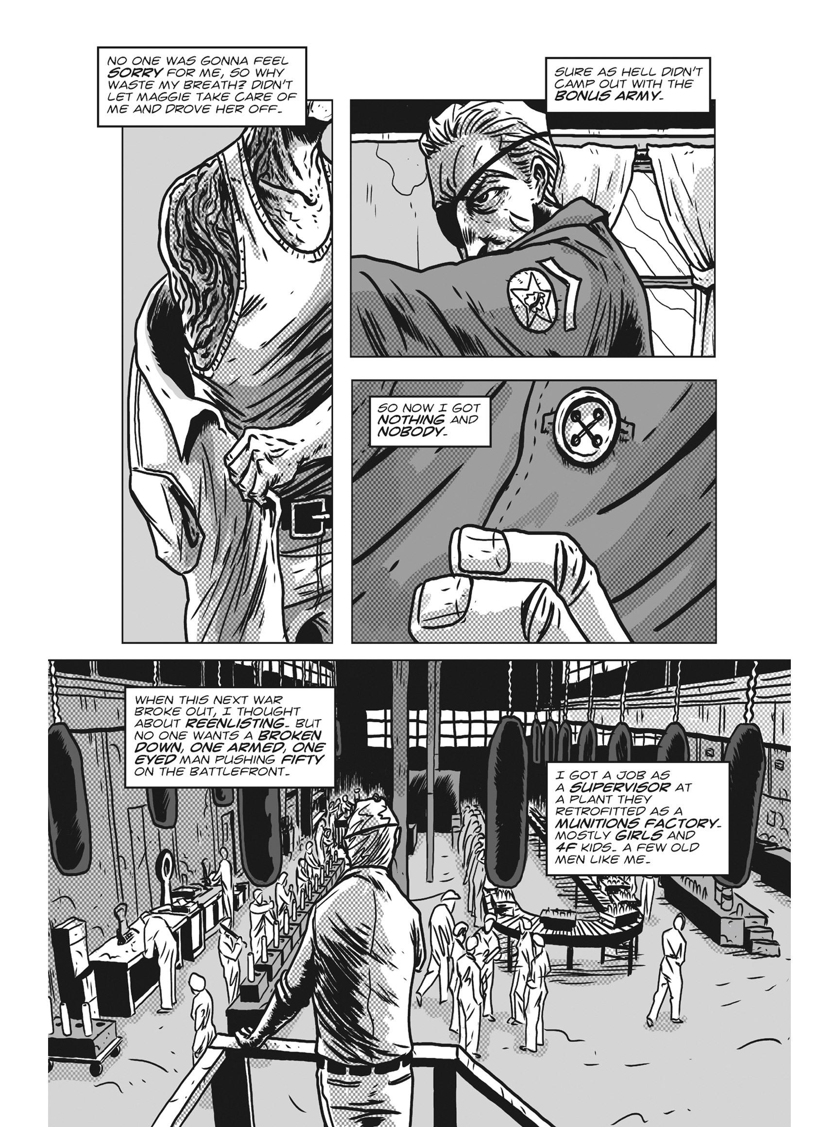 Read online FUBAR comic -  Issue #3 - 262