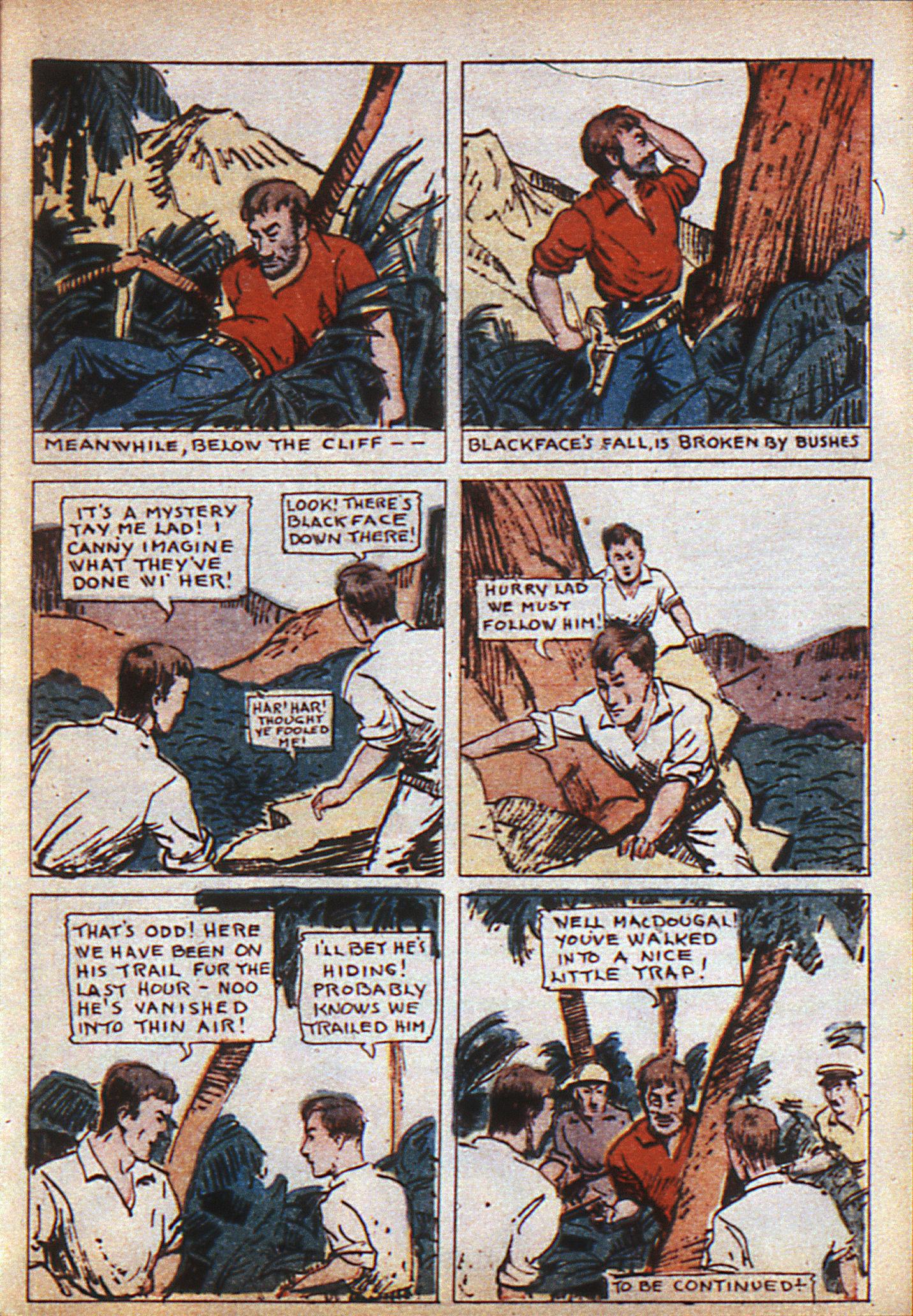 Read online Adventure Comics (1938) comic -  Issue #6 - 10