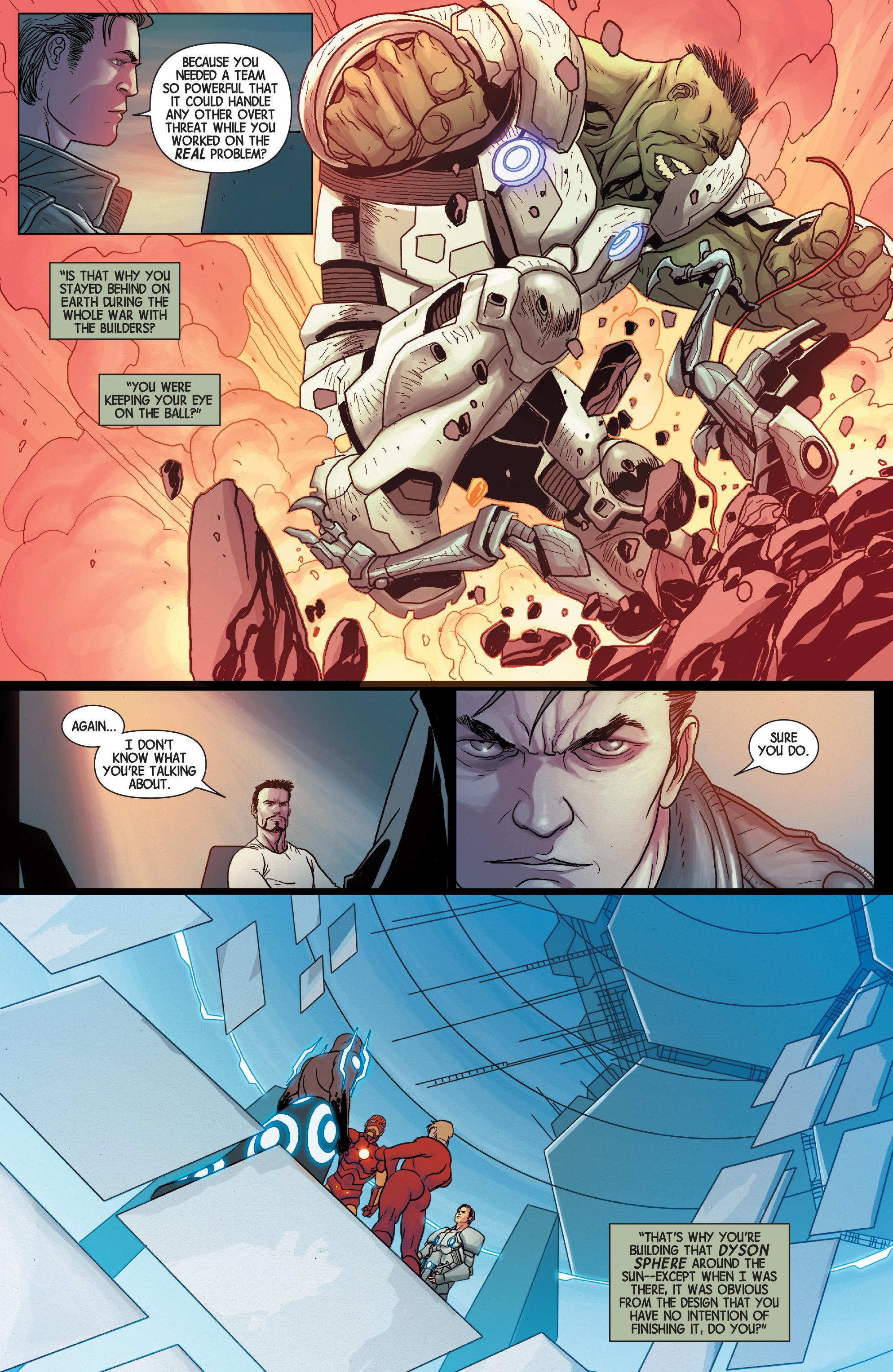 Read online Avengers (2013) comic -  Issue #Avengers (2013) _TPB 5 - 146
