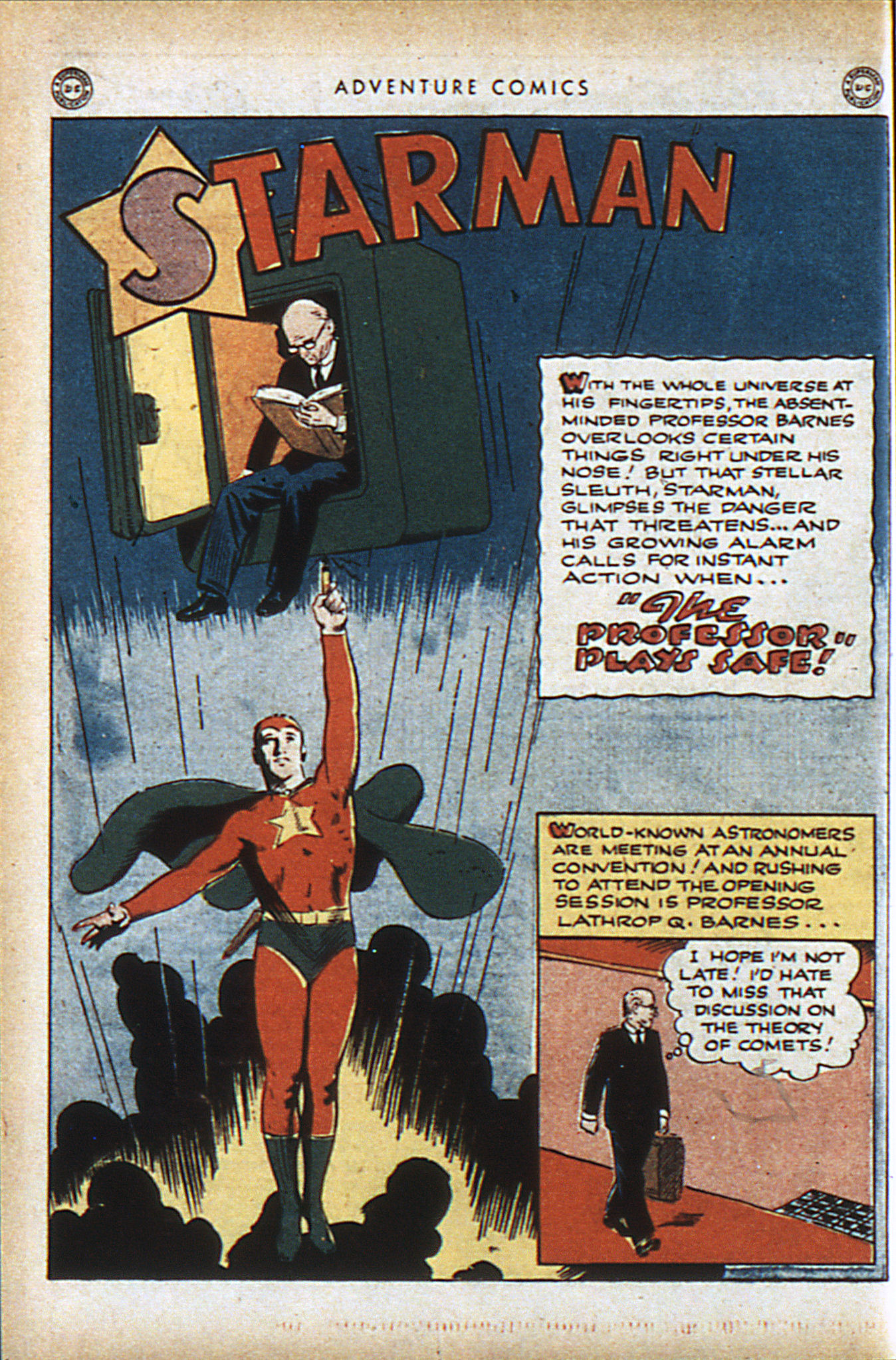 Read online Adventure Comics (1938) comic -  Issue #95 - 25