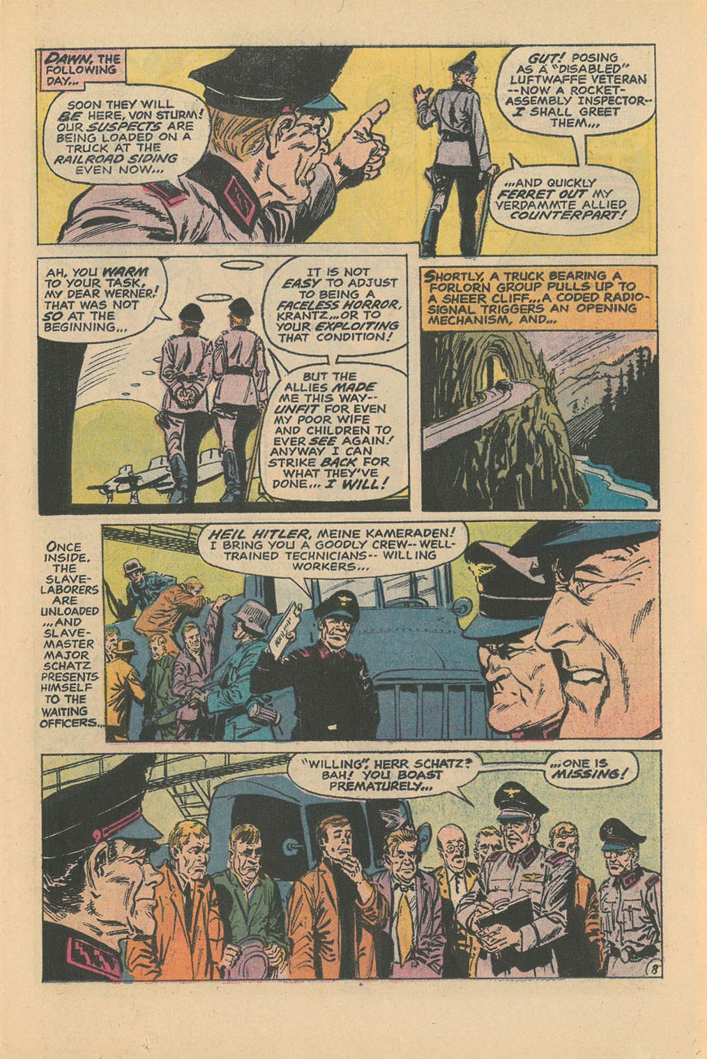 Read online Star Spangled War Stories (1952) comic -  Issue #177 - 11