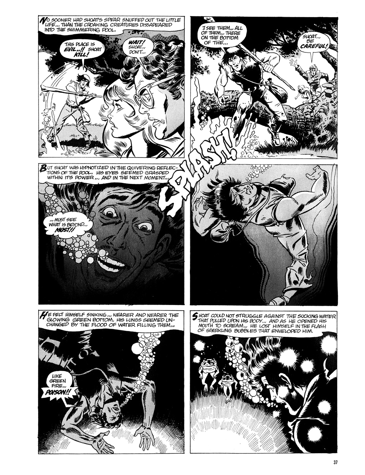 Read online Eerie Archives comic -  Issue # TPB 5 - 38