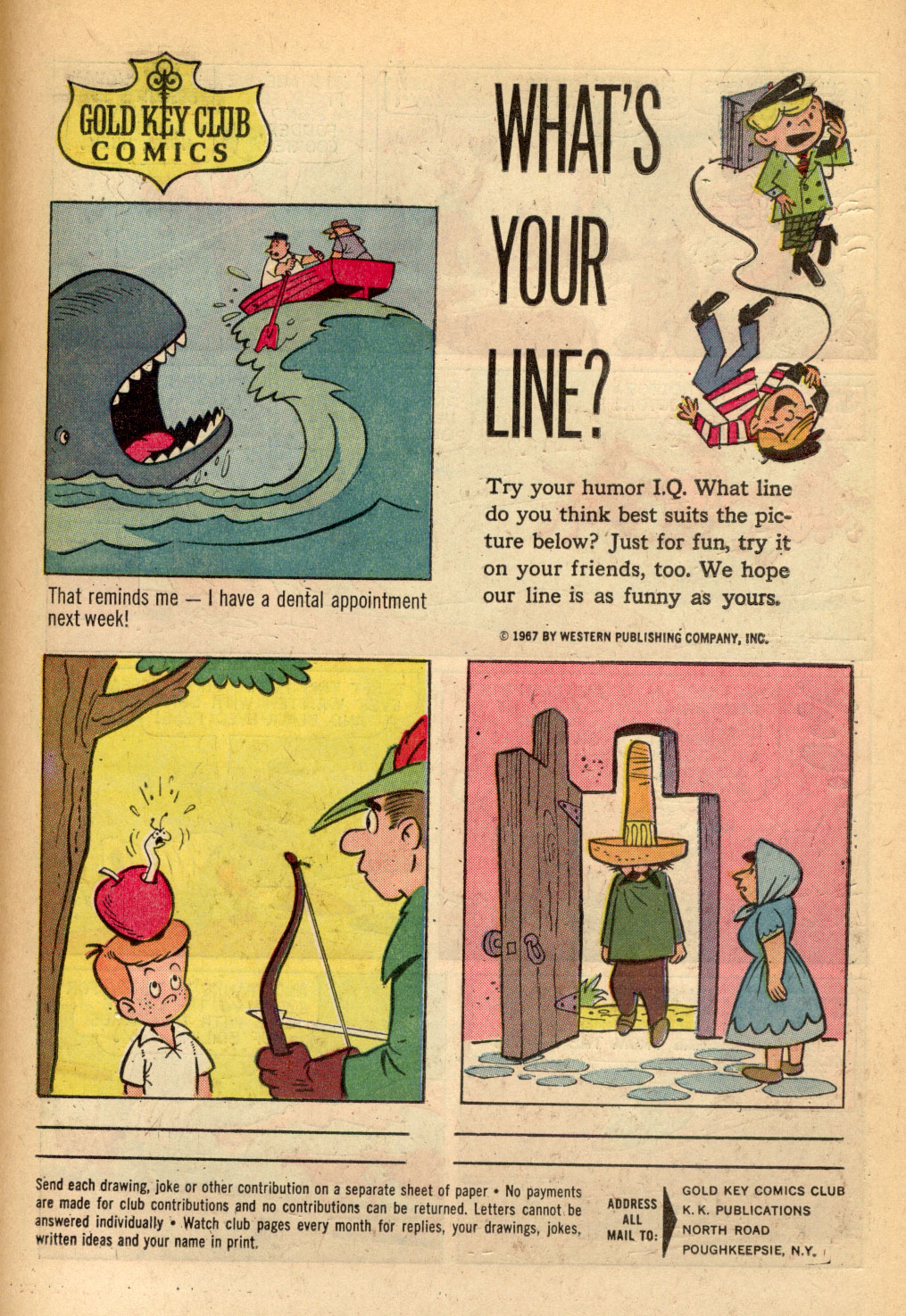 Read online Uncle Scrooge (1953) comic -  Issue #69 - 19