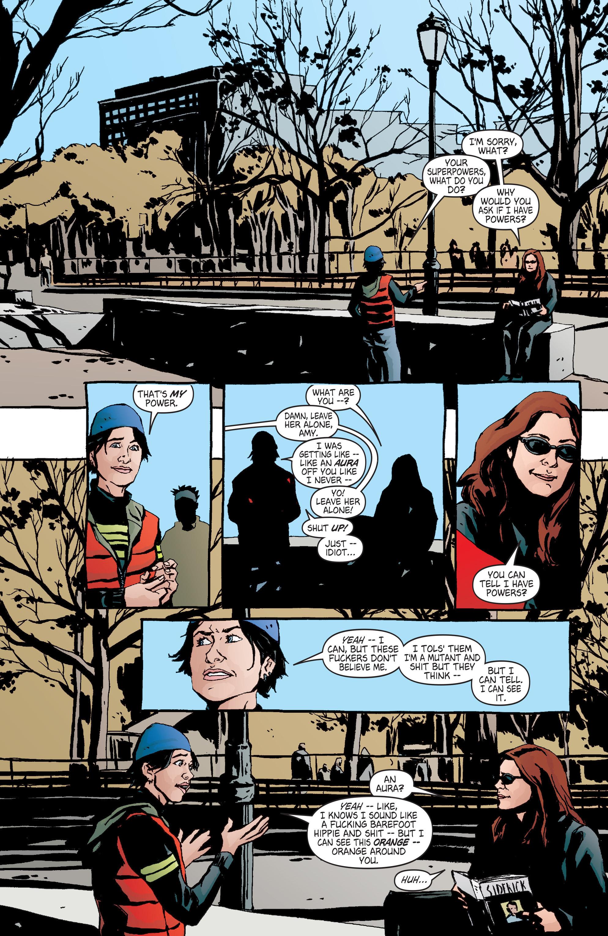 Read online Alias comic -  Issue #7 - 12