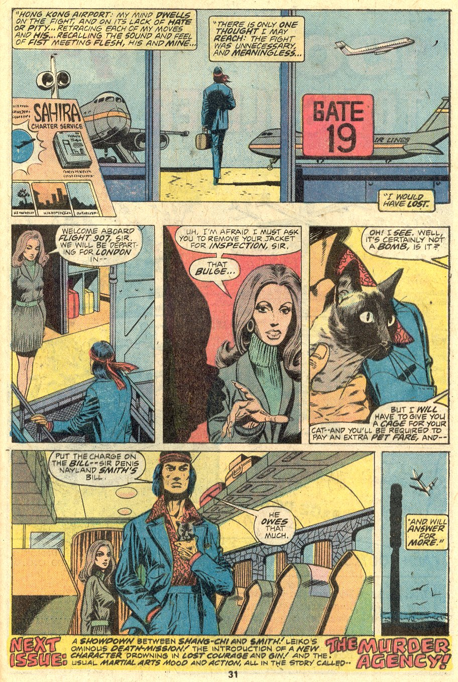 Master of Kung Fu (1974) issue 39 - Page 18