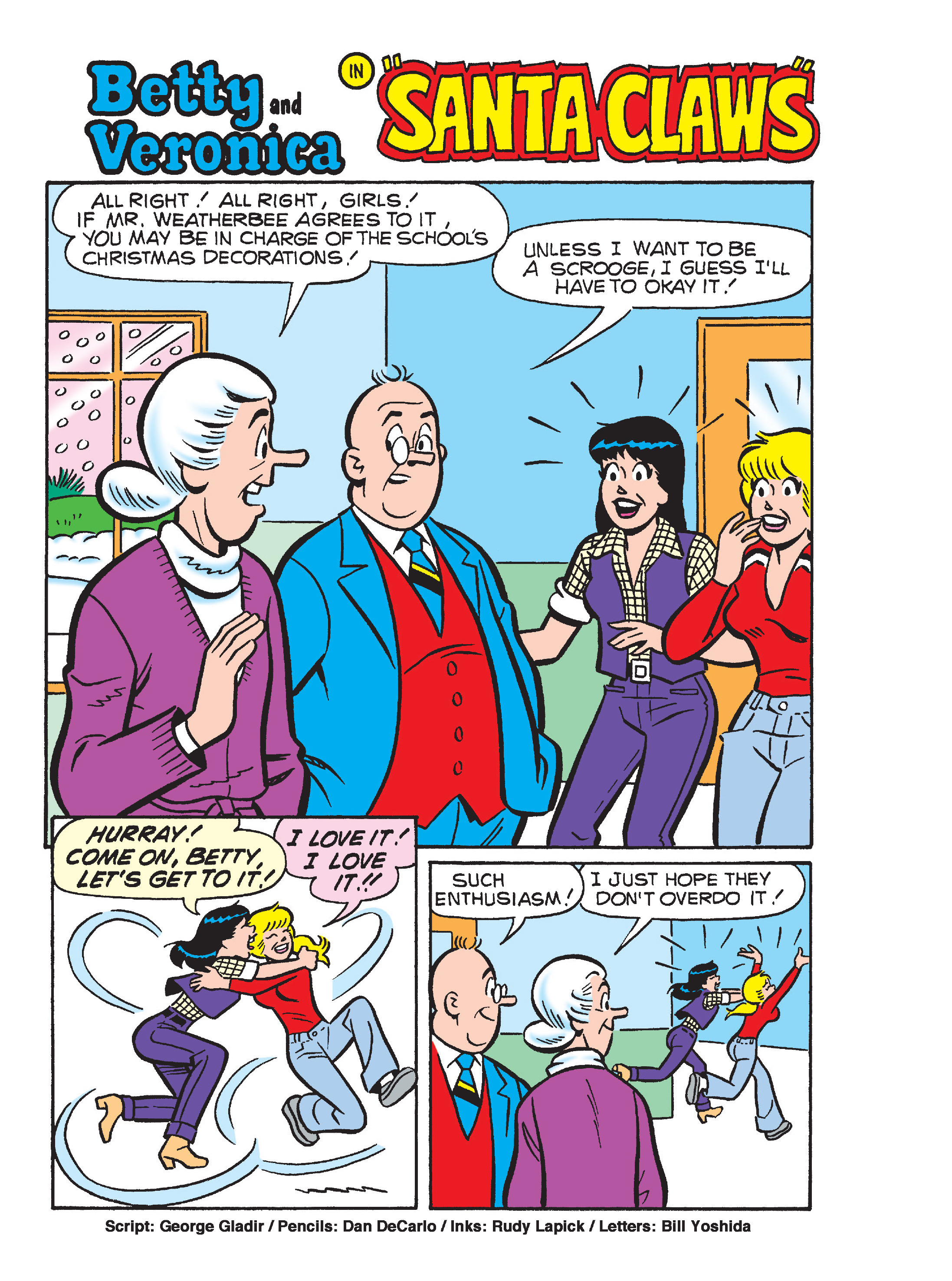 Read online World of Archie Double Digest comic -  Issue #64 - 137