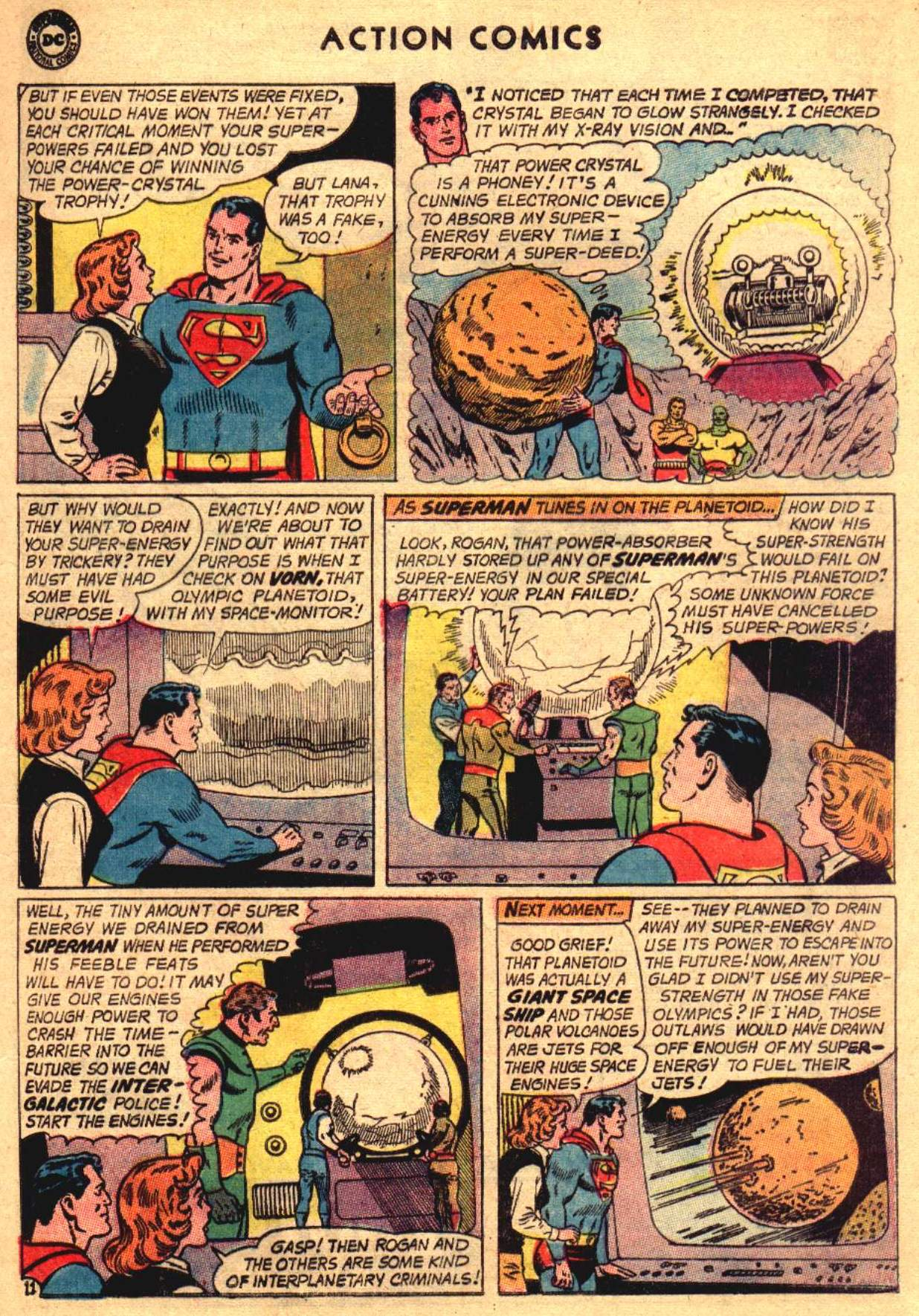 Read online Action Comics (1938) comic -  Issue #304 - 13