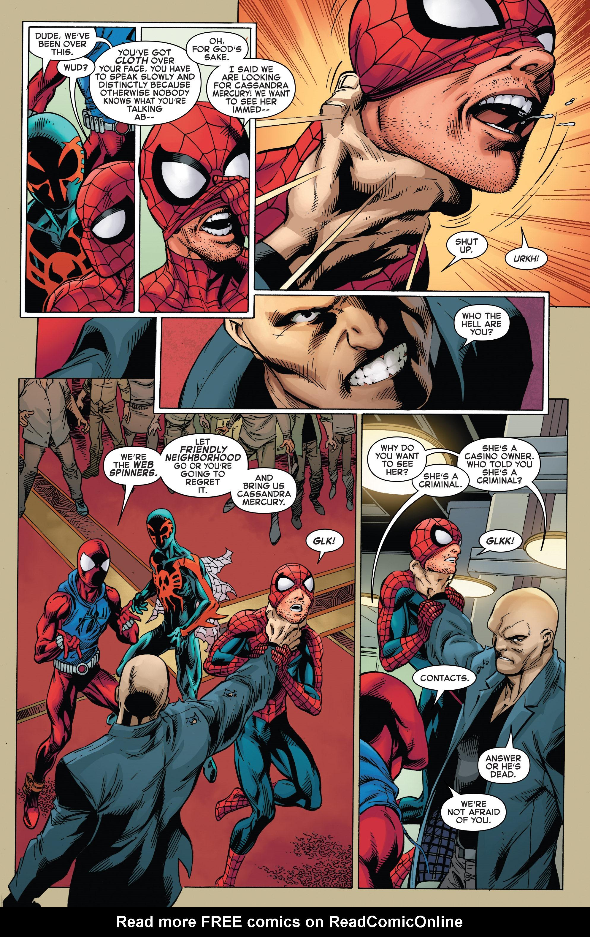 Read online Ben Reilly: Scarlet Spider comic -  Issue #3 - 15