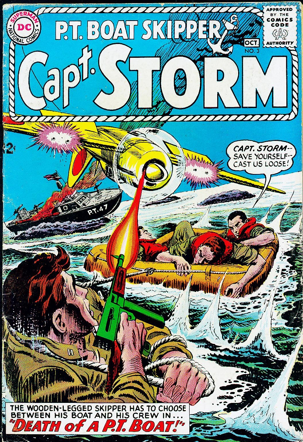 Capt. Storm 3 Page 1