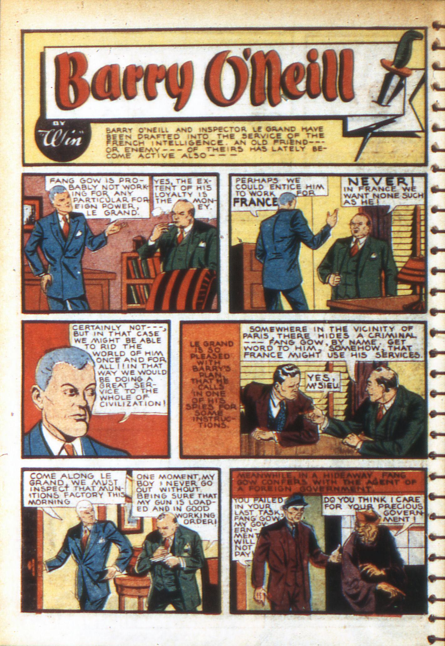 Read online Adventure Comics (1938) comic -  Issue #49 - 10