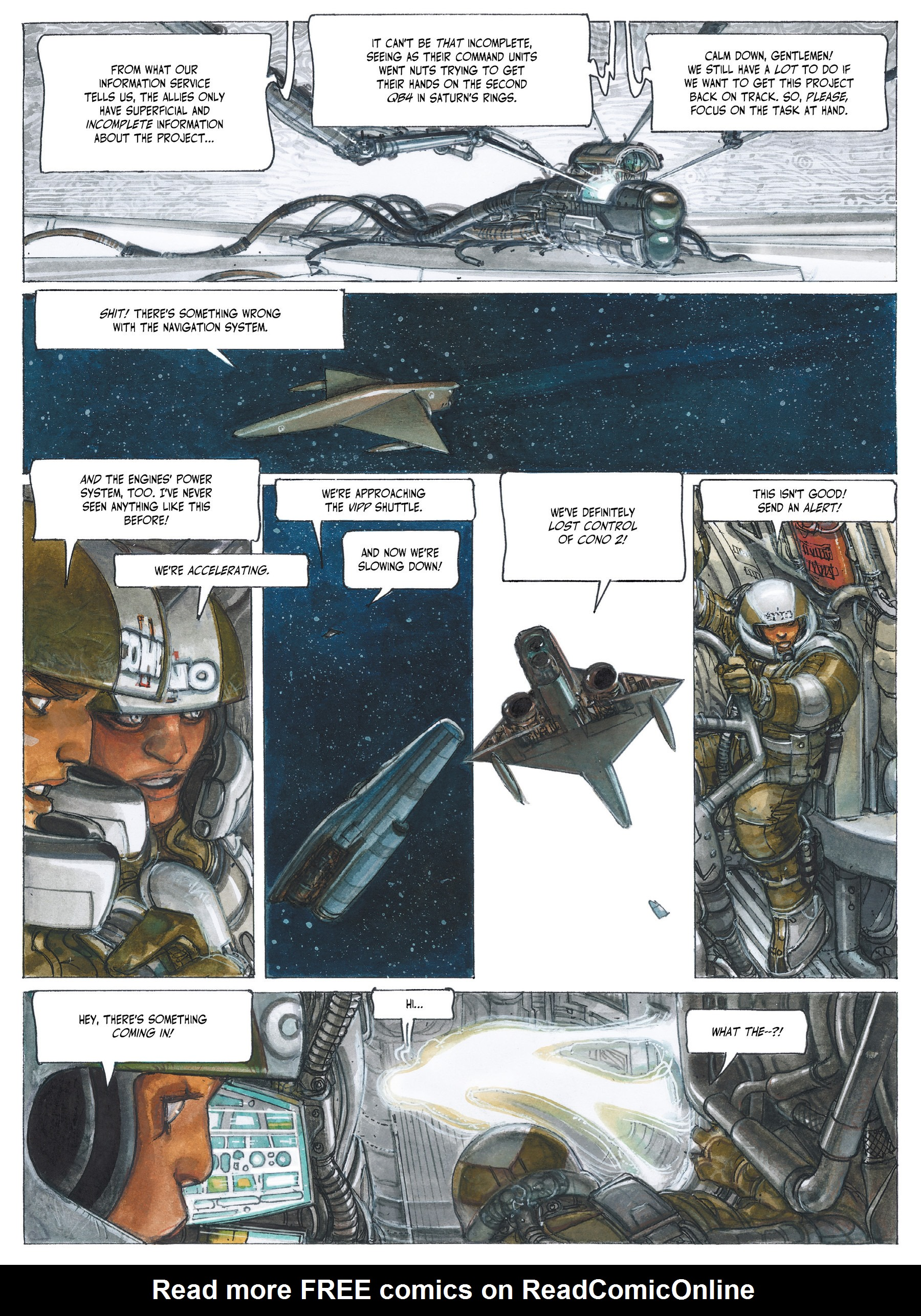 Read online The Fourth Power comic -  Issue #3 - 18