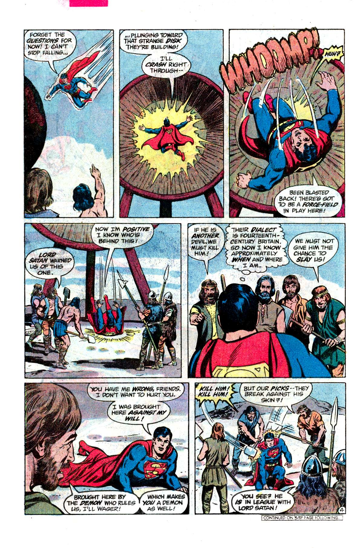 Read online Action Comics (1938) comic -  Issue #534 - 5