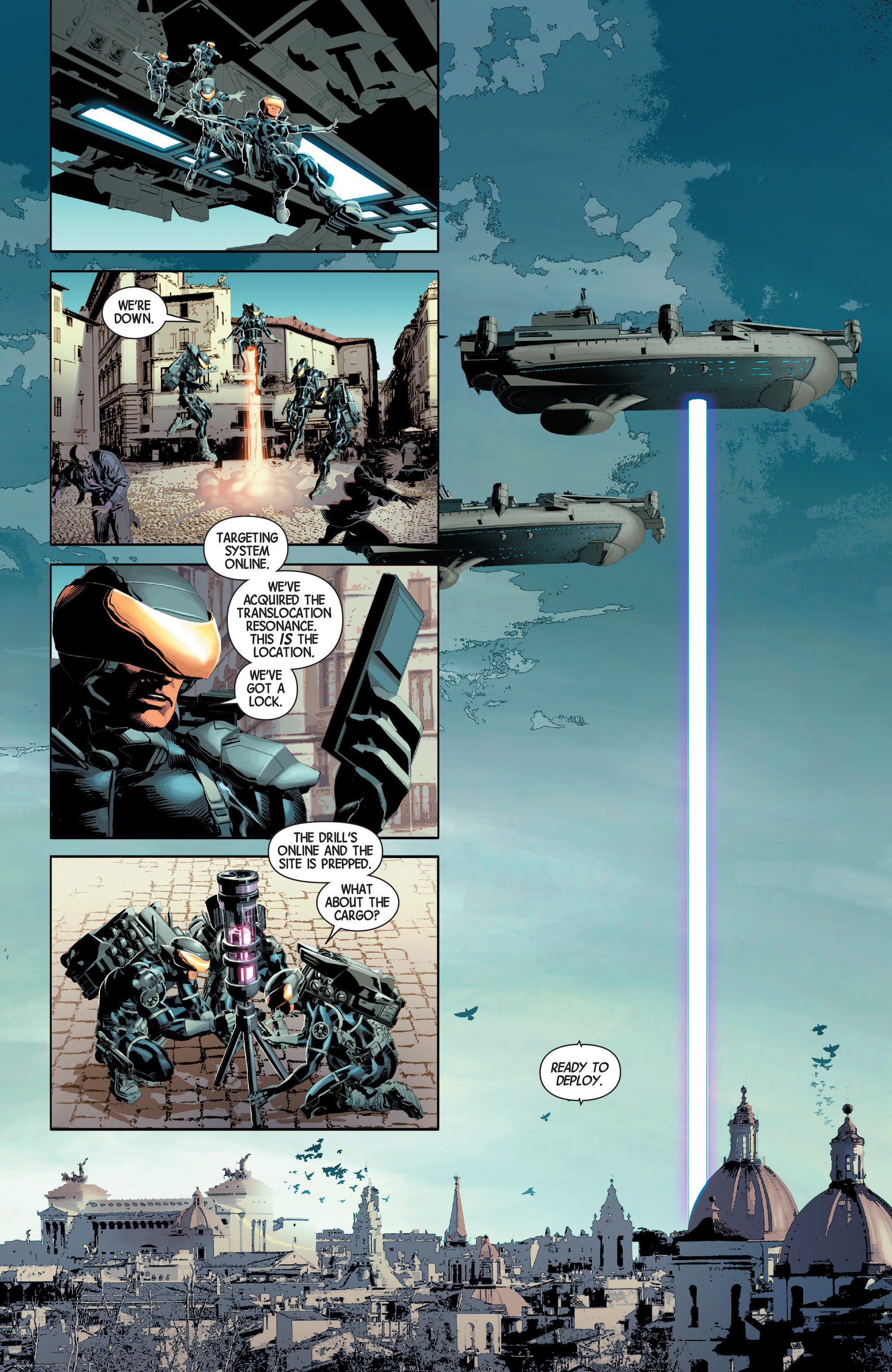 Read online Avengers (2013) comic -  Issue #37 - 6