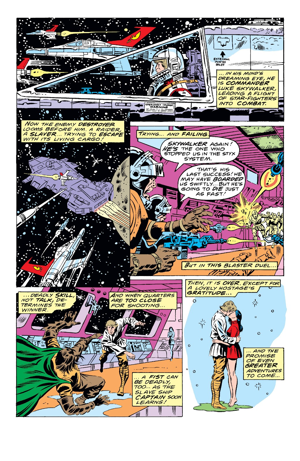 Read online Star Wars Legends: The Original Marvel Years - Epic Collection comic -  Issue # TPB 1 (Part 4) - 3