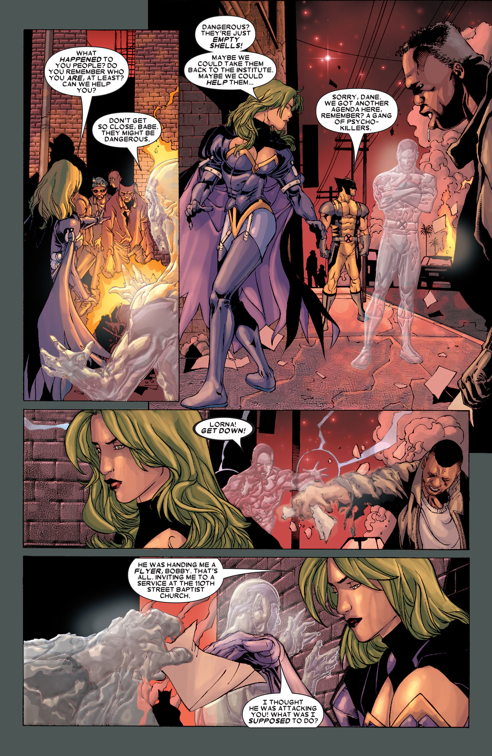 X-Men (1991) 168 Page 9