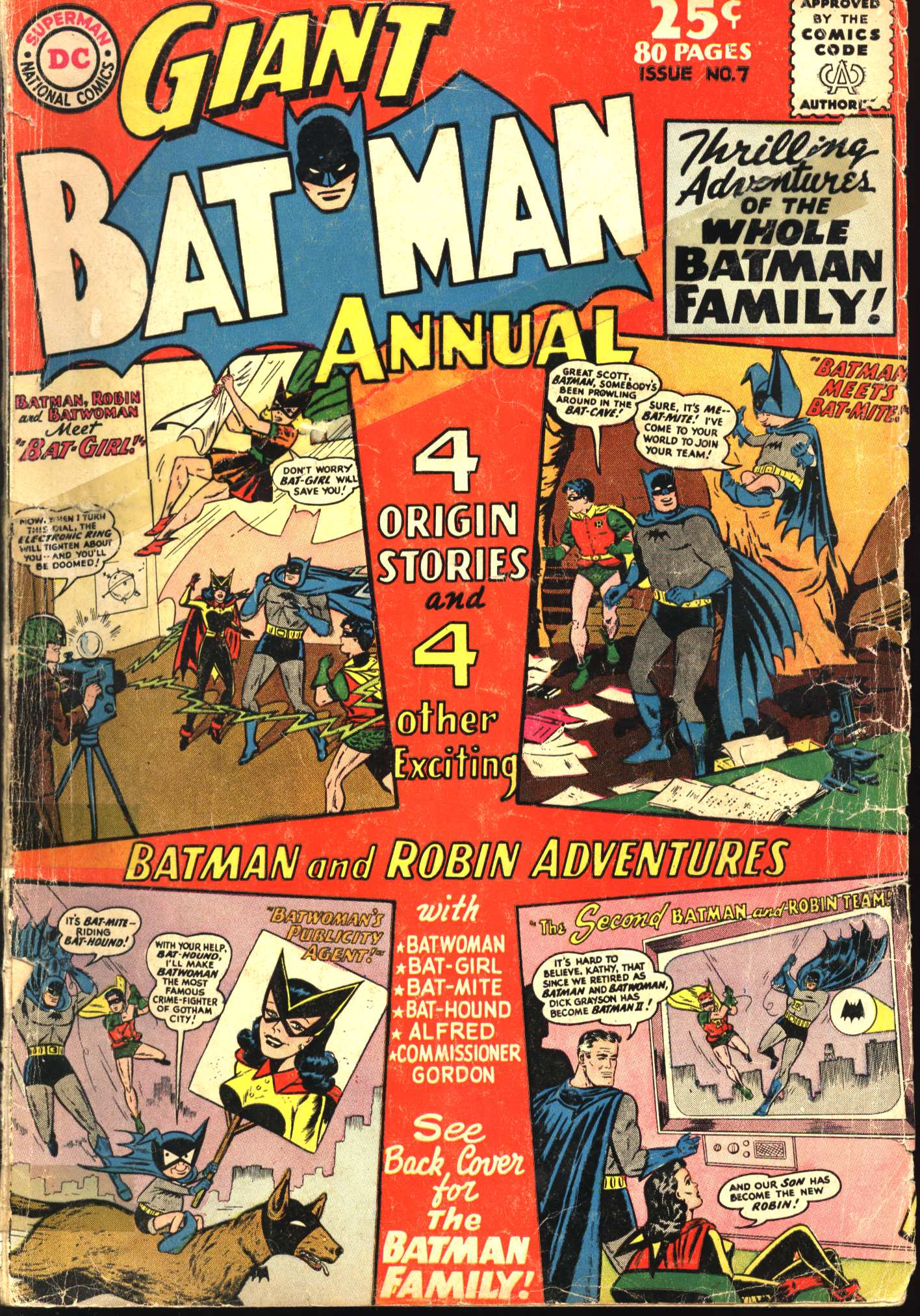 Batman (1940) _Annual_7 Page 1