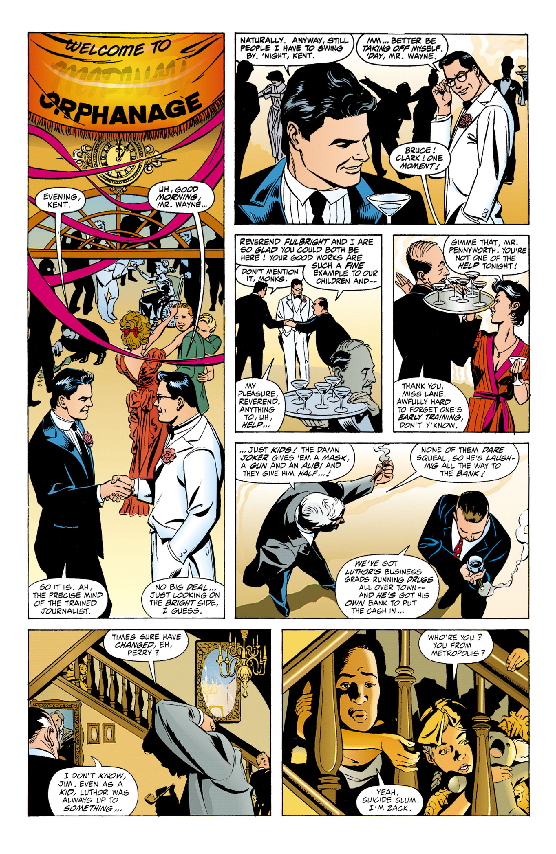 Read online World's Finest (1990) comic -  Issue #1 - 17