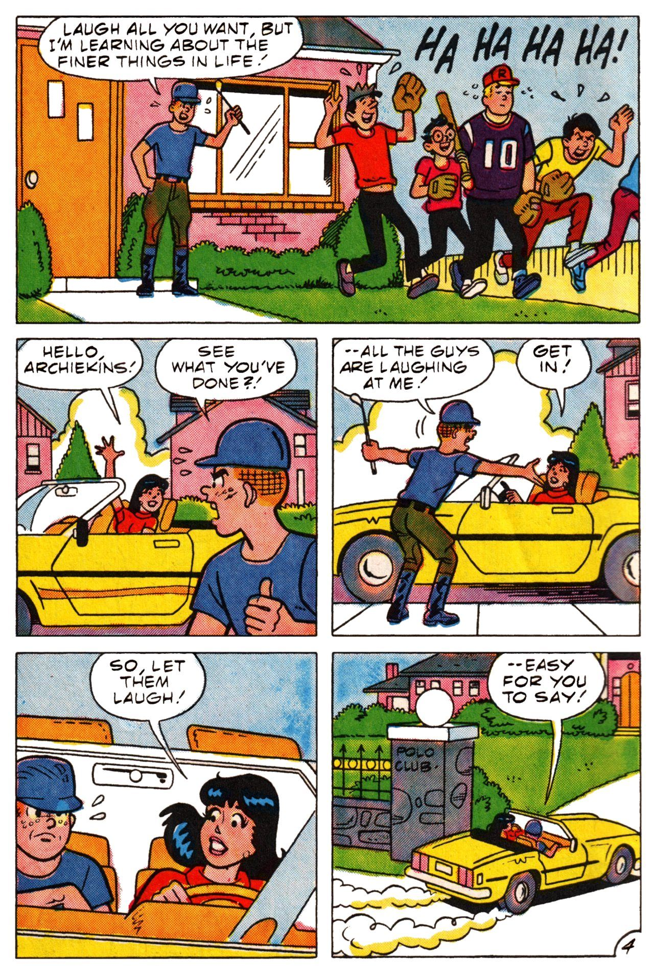 Read online Archie (1960) comic -  Issue #361 - 7