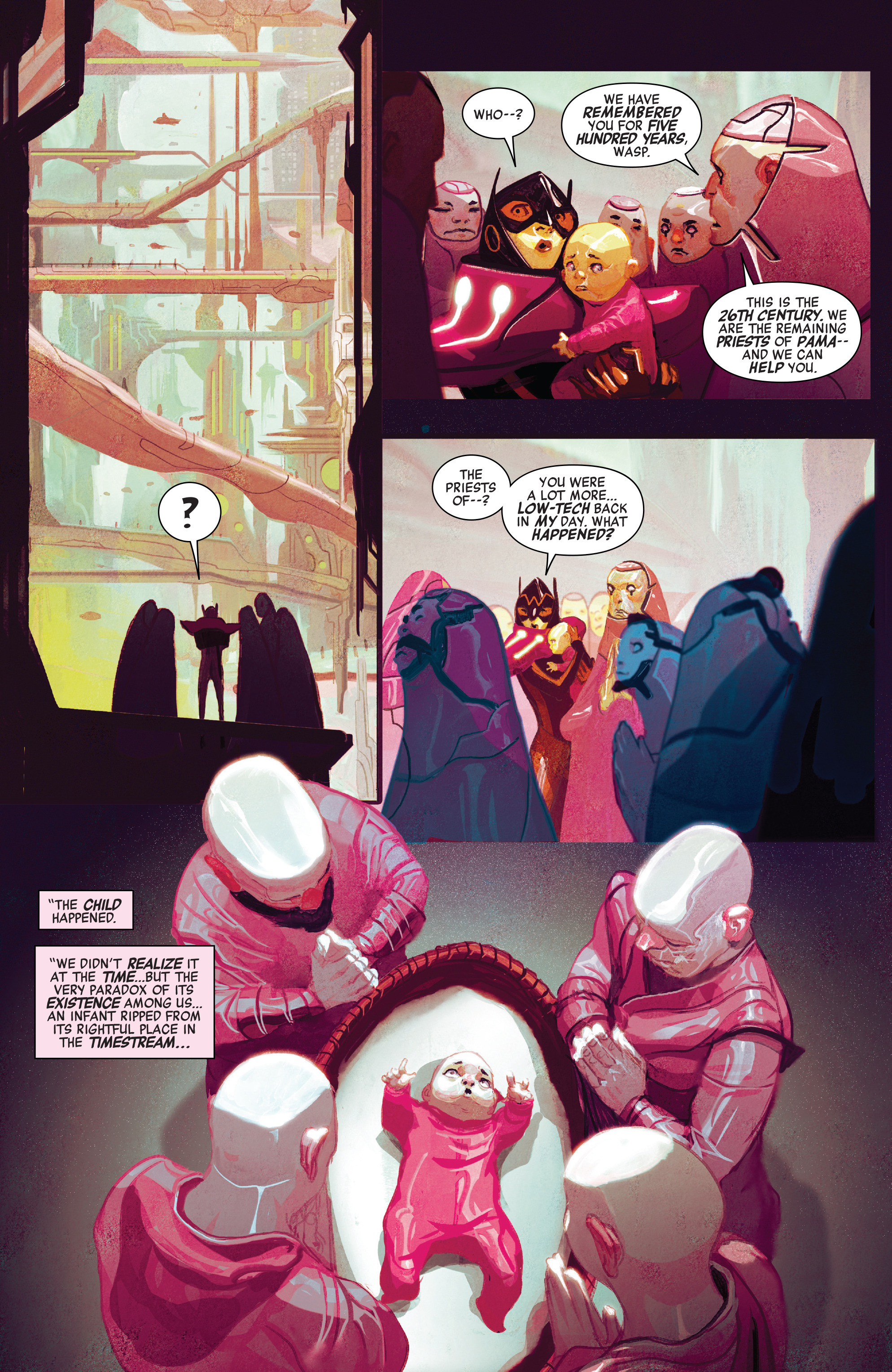 Read online Avengers (2016) comic -  Issue #3 - 10
