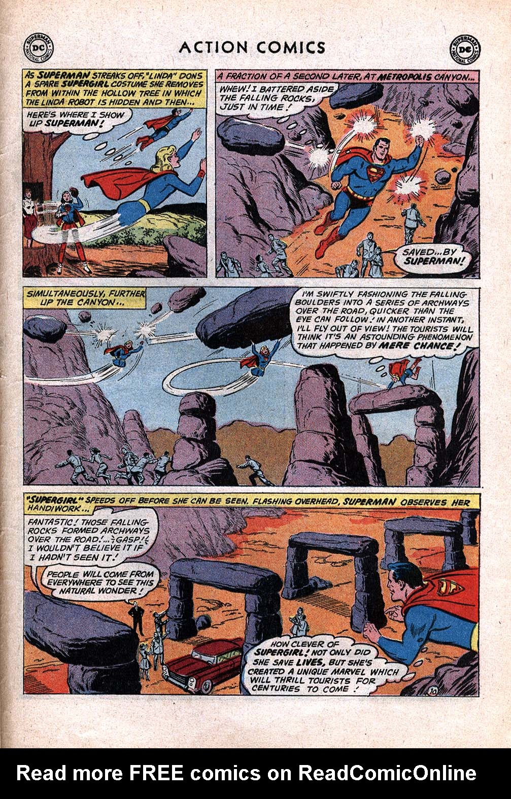 Action Comics (1938) 280 Page 28