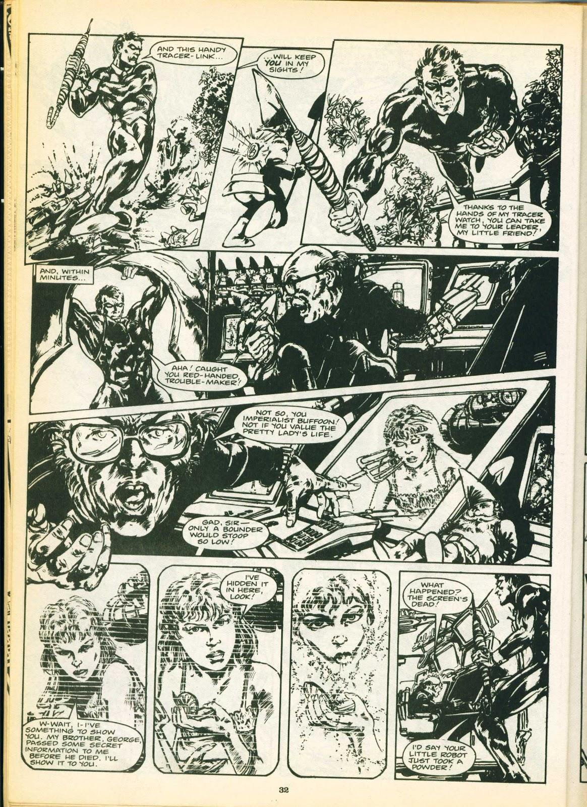 Warrior Issue #21 #22 - English 32
