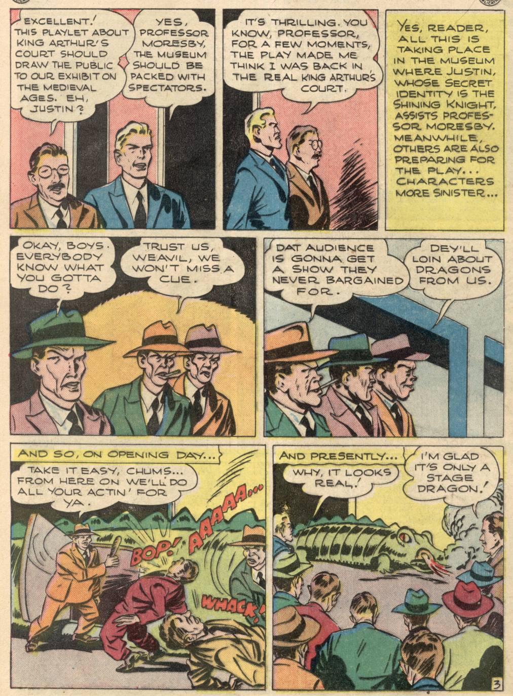 Read online Adventure Comics (1938) comic -  Issue #100 - 24