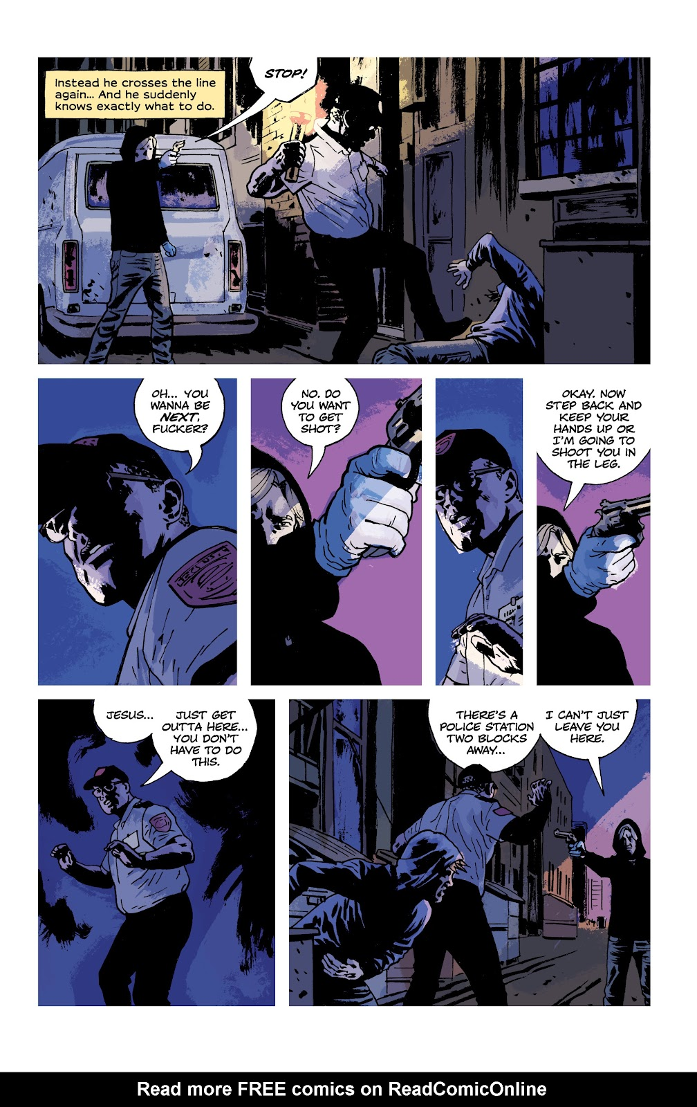 Read online Criminal (2019) comic -  Issue #9 - 24