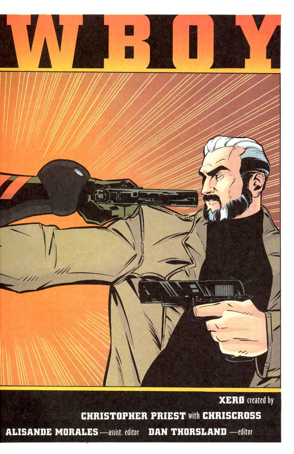 Read online Xero comic -  Issue #11 - 6