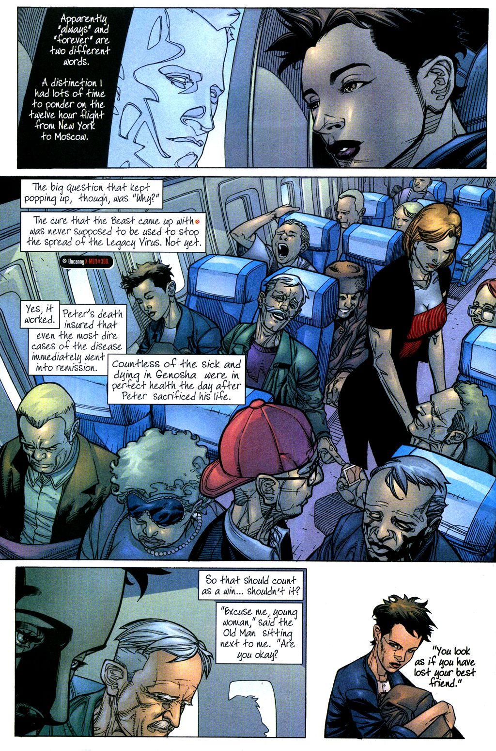 X-Men (1991) 110 Page 4