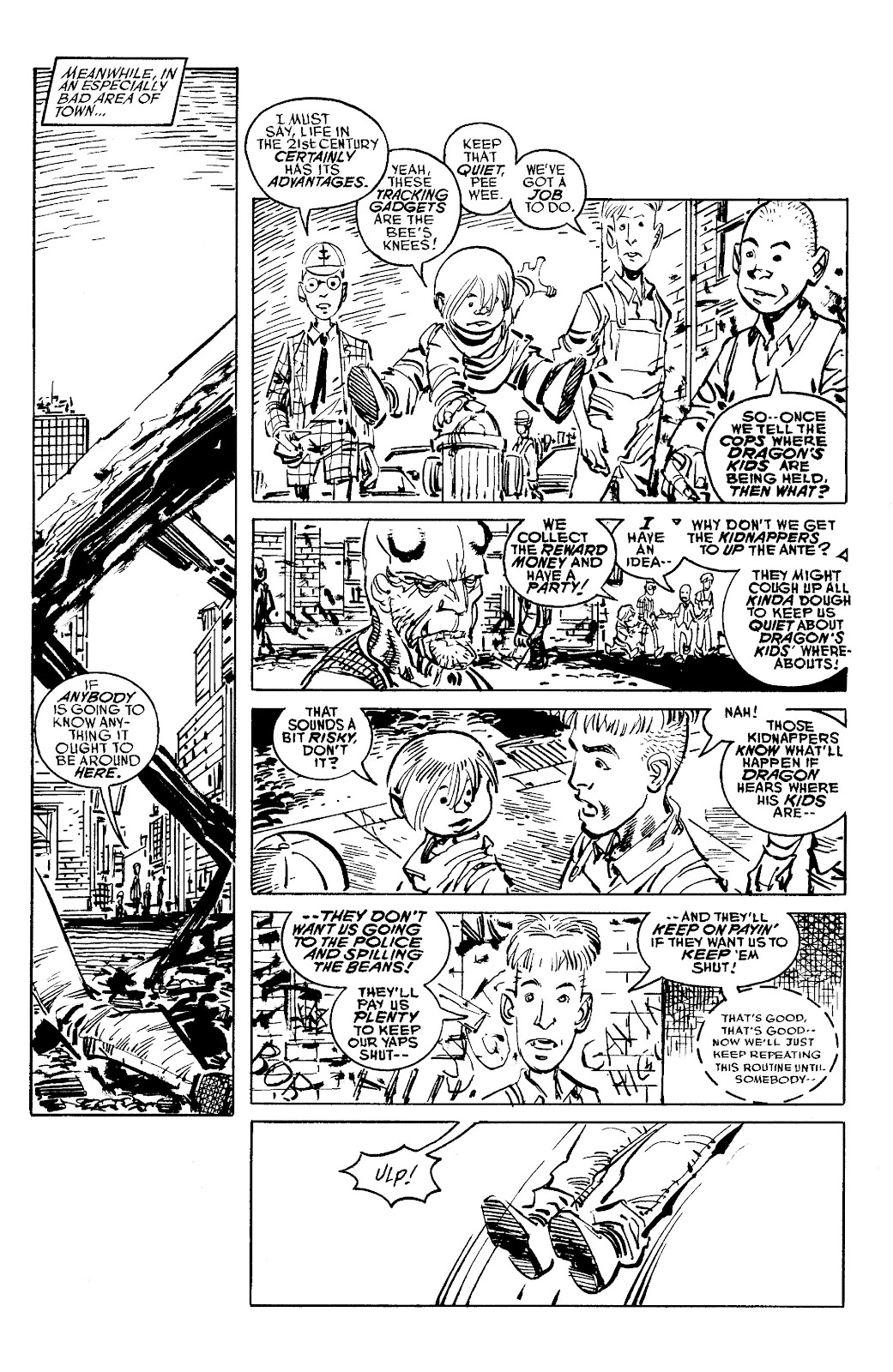 Read online Savage Dragon Archives comic -  Issue # TPB 6 (Part 5) - 42
