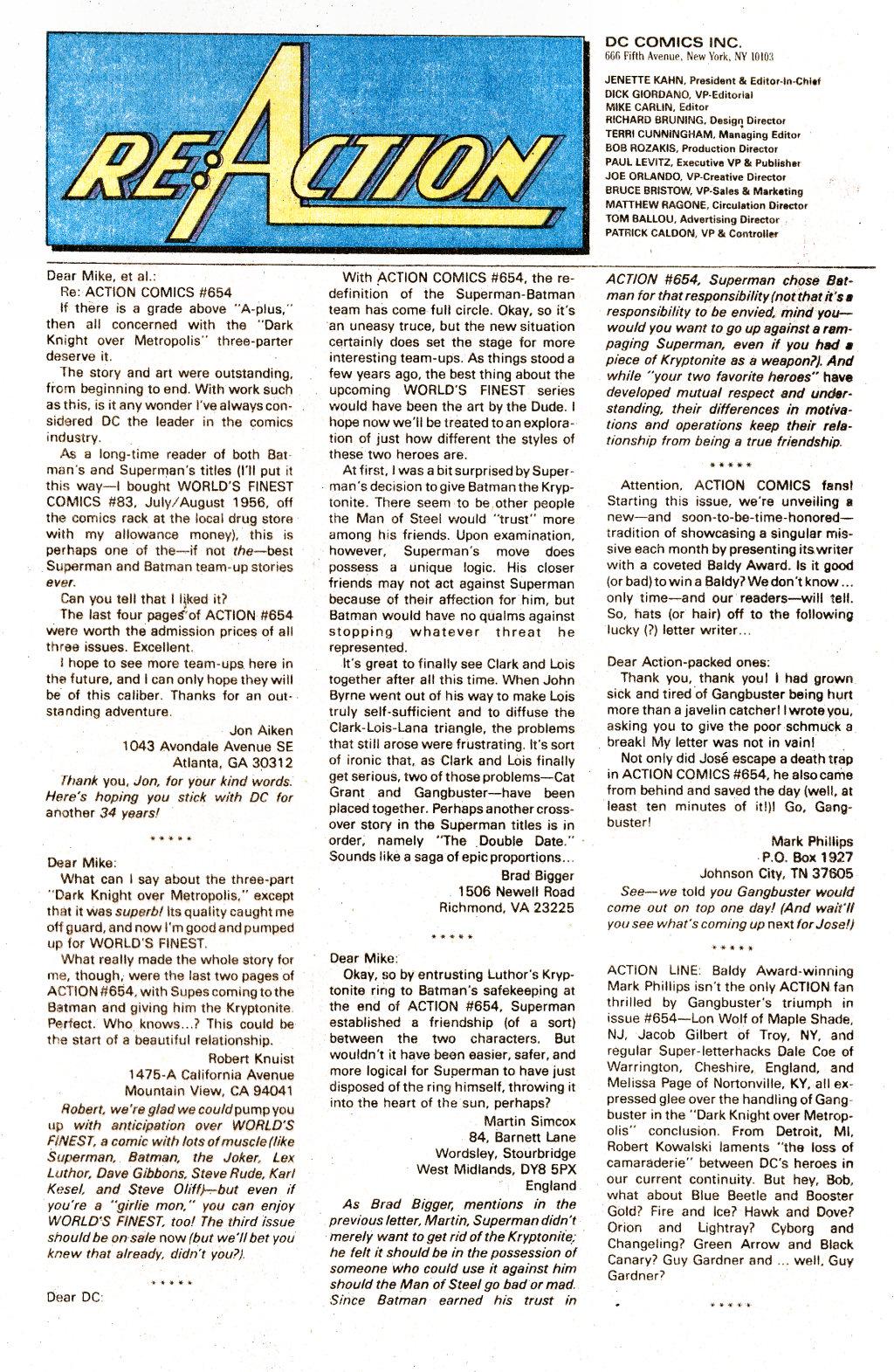 Action Comics (1938) 658 Page 23