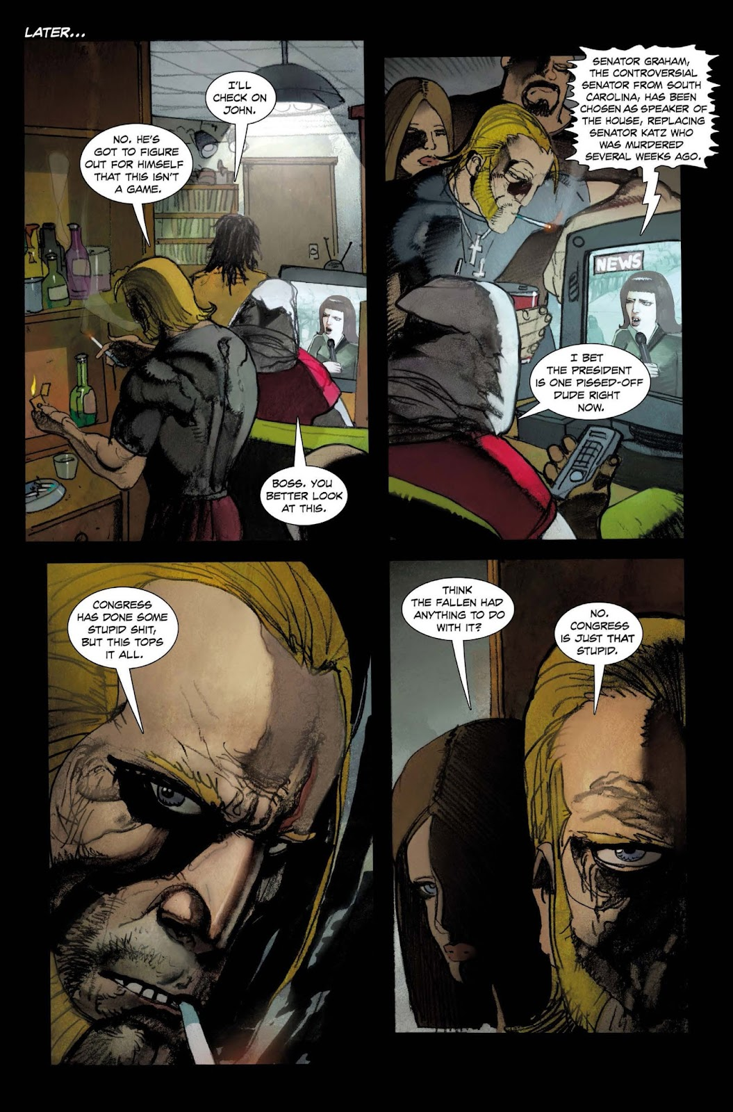 13 Coins issue TPB - Page 83