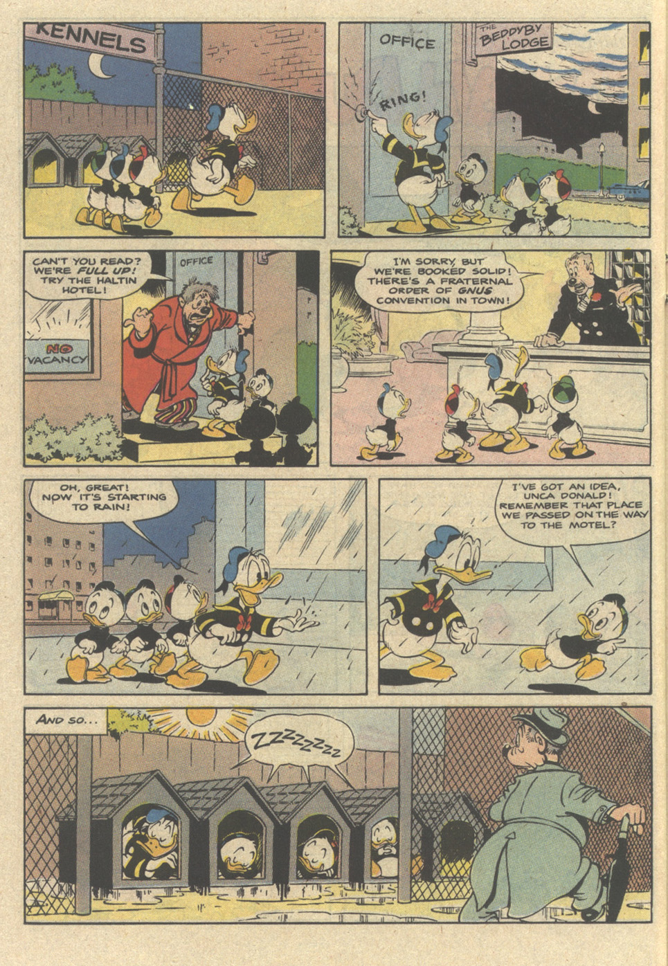 Walt Disney's Donald Duck (1986) issue 273 - Page 22