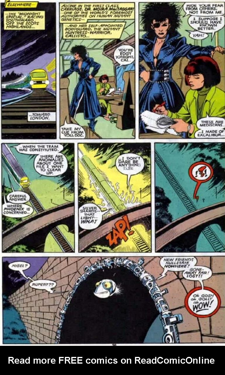 Excalibur (1988) issue 4 - Page 17