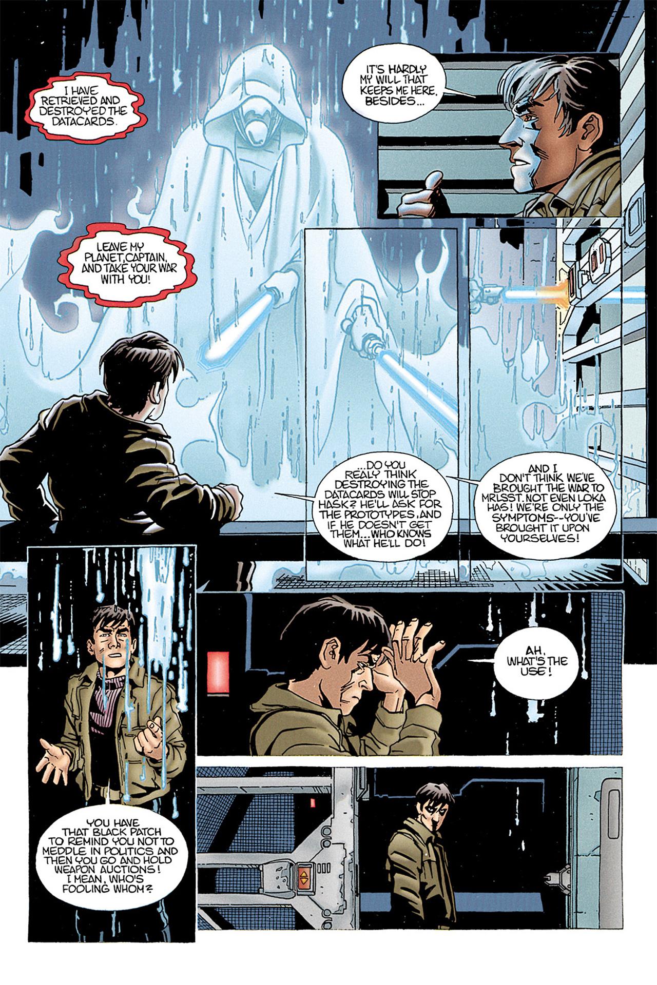 Read online Star Wars Omnibus comic -  Issue # Vol. 1 - 228