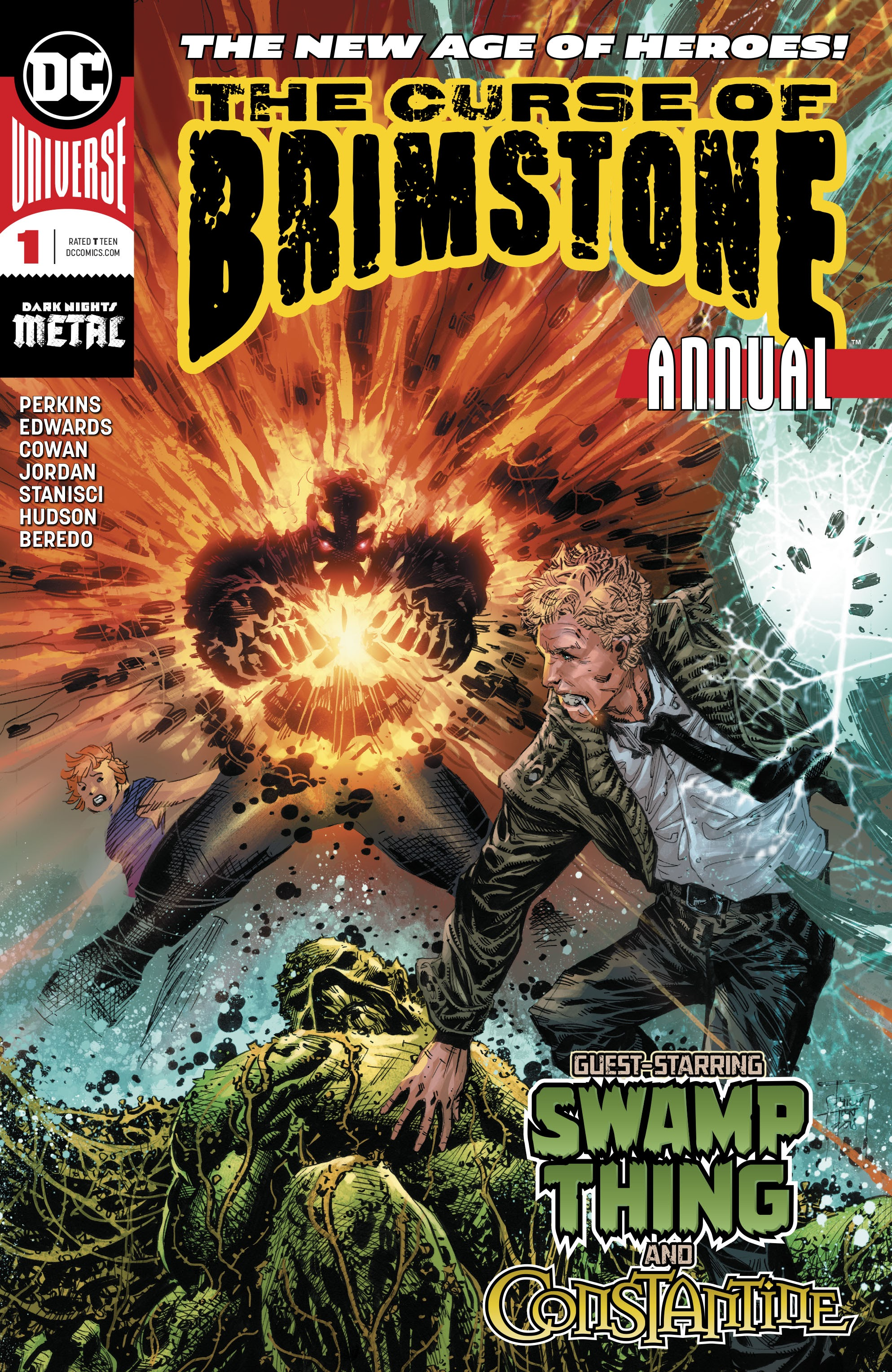 The Curse of Brimstone Annual_1 Page 1