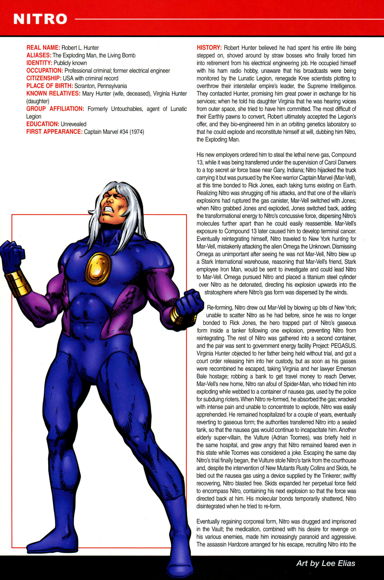 Read online All-New Official Handbook of the Marvel Universe A to Z: Update comic -  Issue #4 - 28