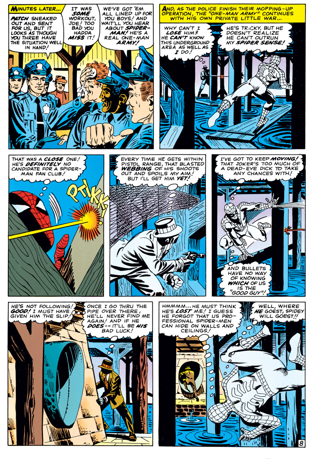 The Amazing Spider-Man (1963) 27 Page 8