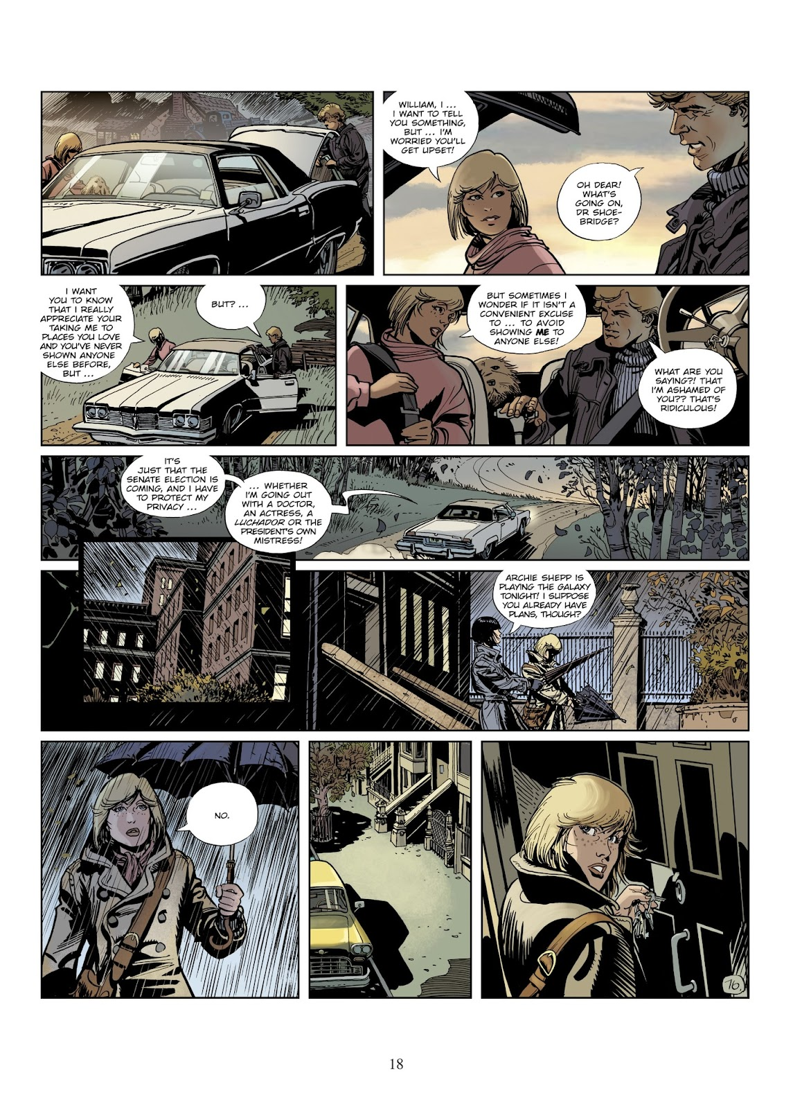 XIII Mystery issue 8 - Page 20