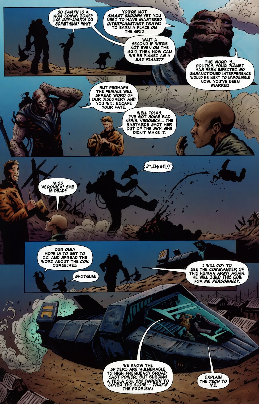 Bad Planet issue 6 - Page 10