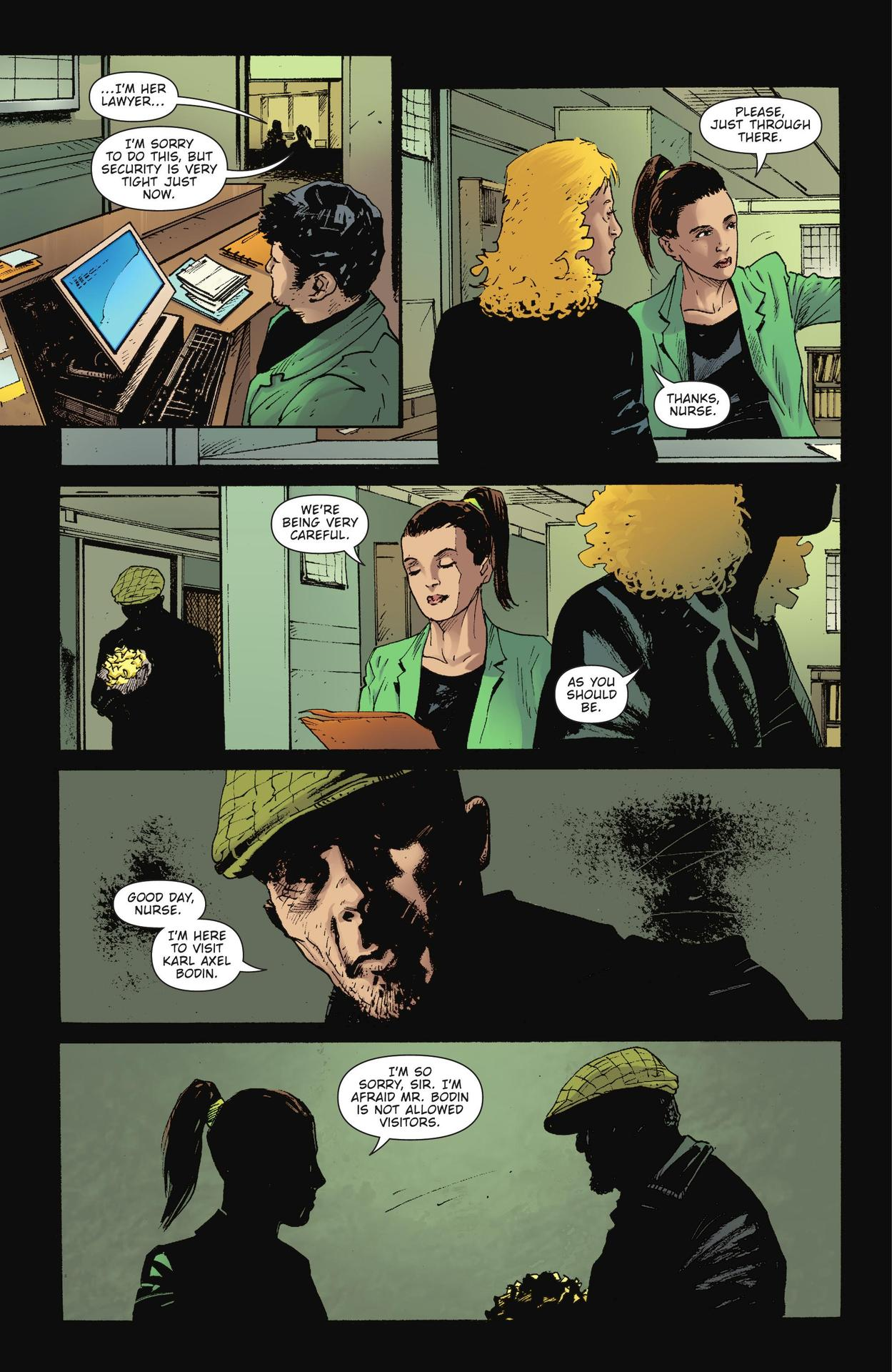 Read online The Girl Who Kicked The Hornet's Nest comic -  Issue # TPB - 97