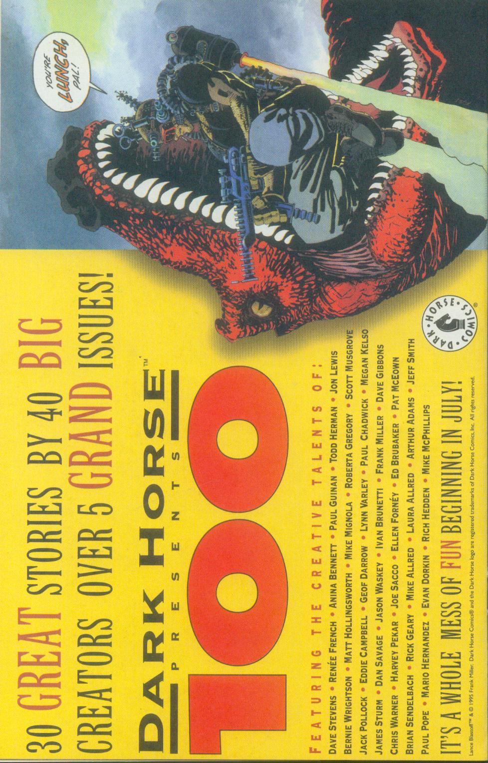 Godzilla (1995) Issue #2 #3 - English 29