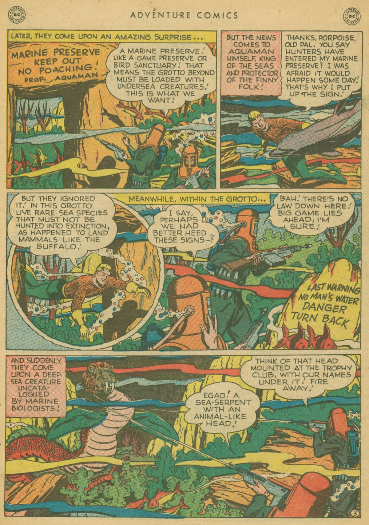 Read online Adventure Comics (1938) comic -  Issue #142 - 26